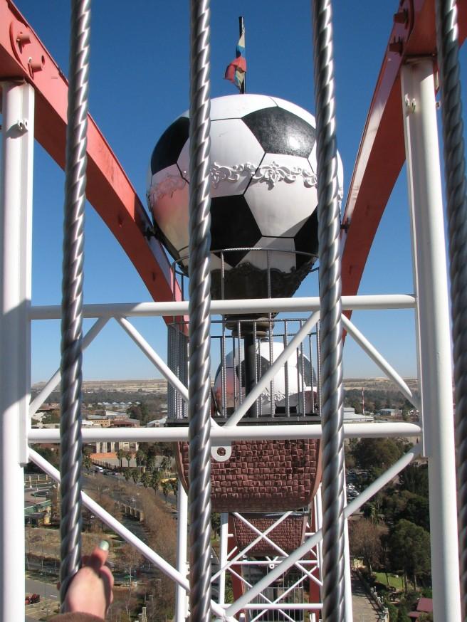 Viwe from a Ferris Wheel (2). © Colline Kook-Chun, 2012