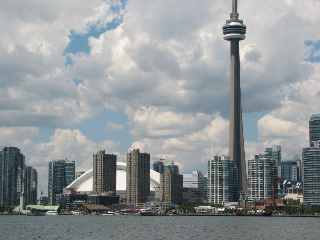 The Toronto Skyline (2). © Colline Kook-Chun, 2012