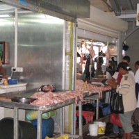Visit to a Meat Market
