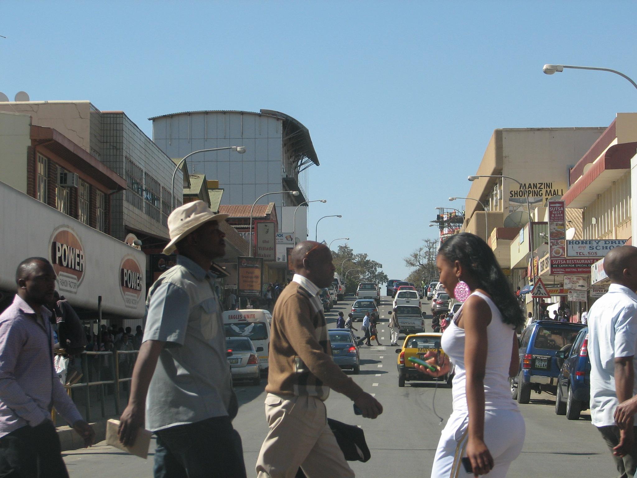Manzini City