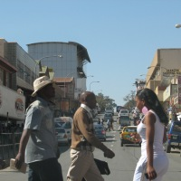 A Shot of Everyday Life in Manzini