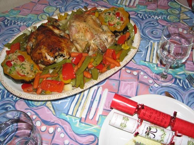 A Christmas Meal. © Colline Kook-Chun, 2012