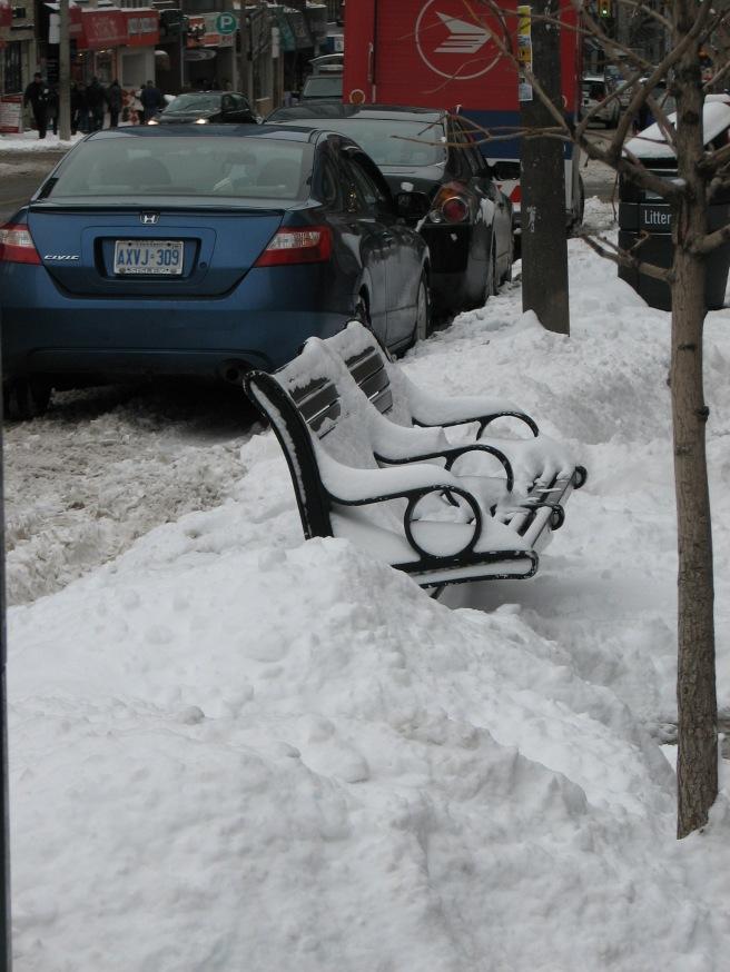 A Winter Scene (4). © Colline Kook-Chun, 2012