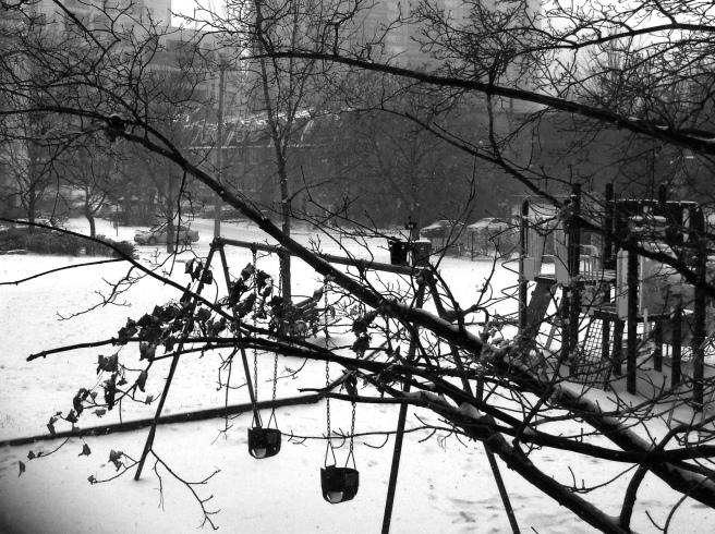 A Winter Park (2). © Colline Kook-Chun, 2013