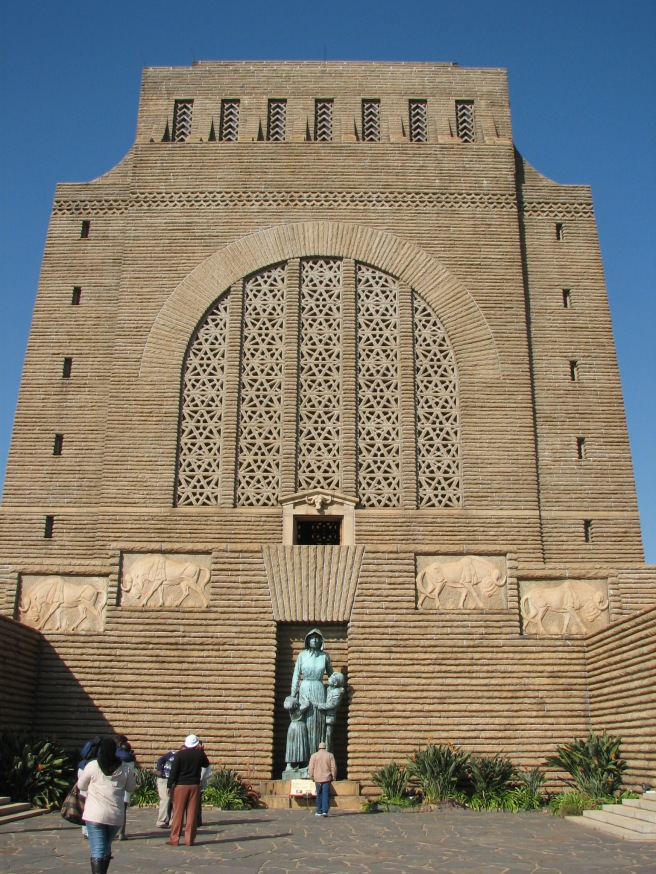 The Voortrekker Monument. © Colline Kook-Chun, 2012