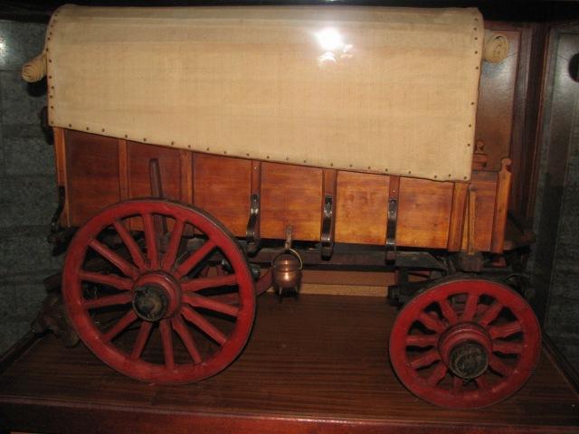 The Voortrekker's Wagon