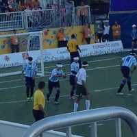 ParaPan Am Games: Blind Soccer