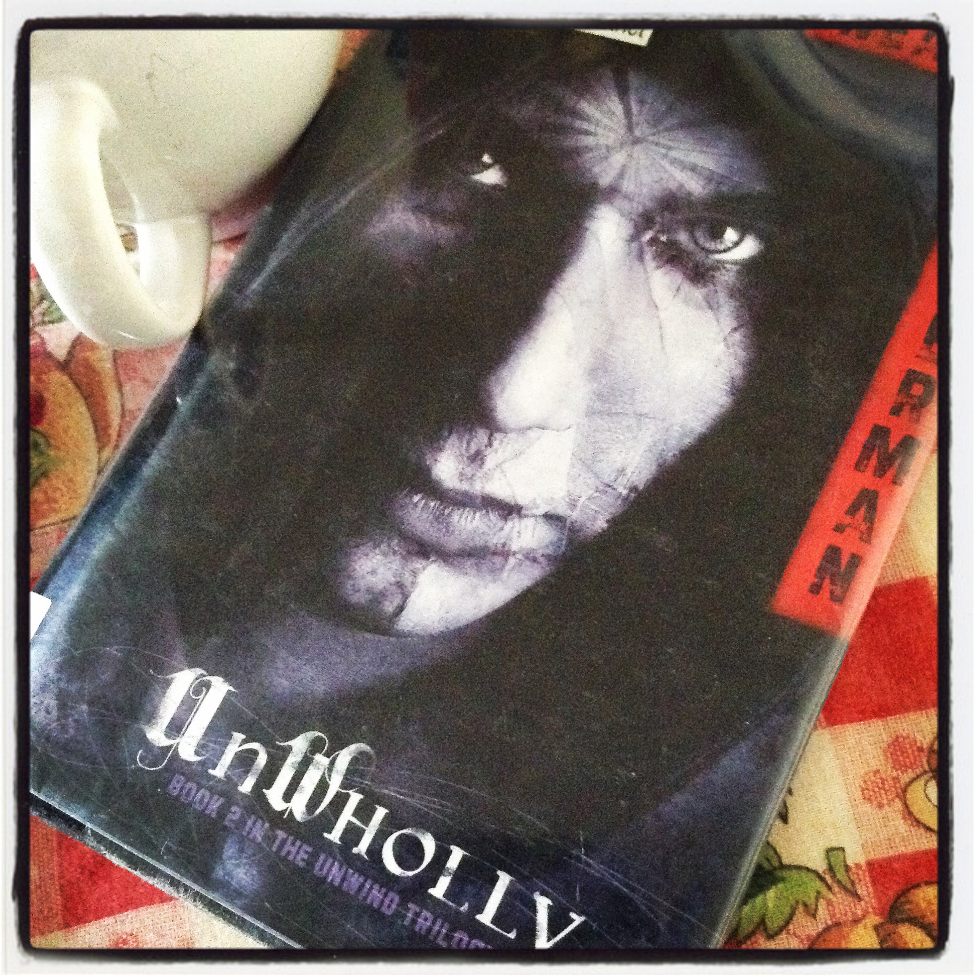 After Finishing Unwind By Neil Shusterman, I Had No Choice But To Pick Up  The Second Novel In The Series Unwholly Picks Up Where The Preceding Story  Left
