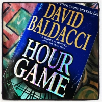 Book Review: Hour Game by David Baldacci