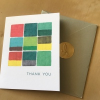 Grateful for Thank You Card