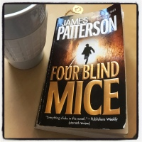 Book Review: Four Blind Mice by James Patterson