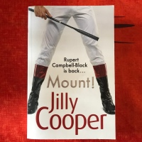 Book Review: Mount! by Jilly Cooper