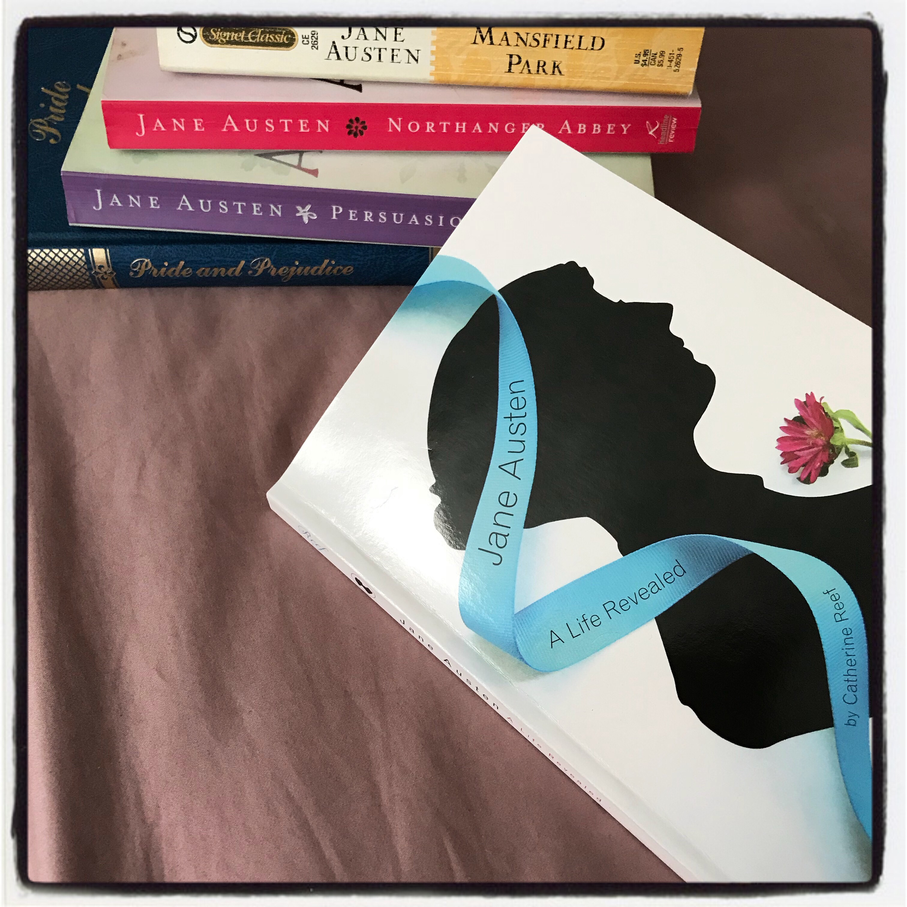 Jane Austen: A Life Revealed
