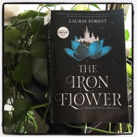 Book Review: The Iron Flower by Laurie Forest