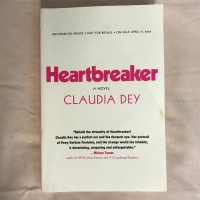 Book Review: Heartbreaker by Claudia Dey