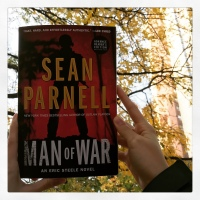Book Review: Man of War by Sean Parnell