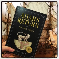 Book Review: Ahab's Return by Jeffrey Ford