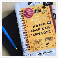 Book Review: The Field Guide to the North American Teenager by Ben Philippe