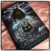 Book Review: Catwoman: Soulstealer by Sarah J. Maas