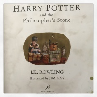 Book Review: Harry Potter and the Philosopher's Stone by J. K. Rowling