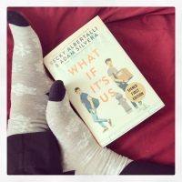 Book Review: What If It's Us by Becky Albertalli and Adam Silvera