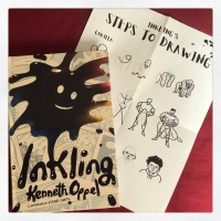 Book Review: Inkling by Kenneth Oppel