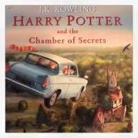 Book Review: Harry Potter and the Chamber of Secrets