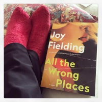 Book Review: All The Wrong Places by Joy Fielding