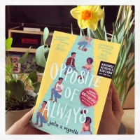Book Review: Opposite of Always by Justin A. Reynolds