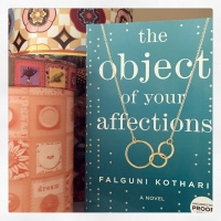 Book Review: The Object of Your Affections by Falguni Kothari