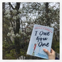 First Line Fridays: I Owe You One by Sophie Kinsella