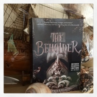 Book Review: The Beholder by Anna Bright