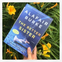 Book Review: The Better Sister by Alafair Burke