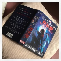 Book Review: Red Vengeance by Margaret Stohl