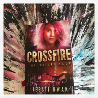 Teaser Tuesdays: Crossfire by Jessie Kwak