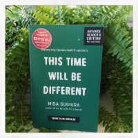 Book Review: This Time Will Be Different by Misa Sugiura