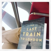 Book Review: The Last Train to London by Meg Waite Clayton