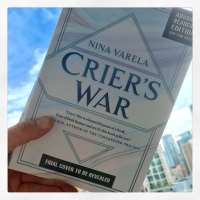 Book Review: Crier's War by Nina Varela