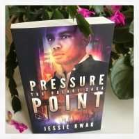 Book Review: Pressure Point by Jessie Kwak