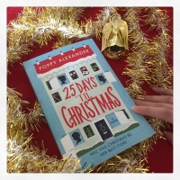 Book Review: 25 Days 'Til Christmas by Poppy Alexander