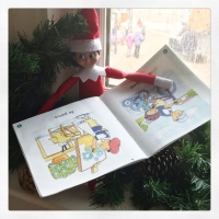 A Visit by the Classroom Elf