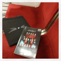 Book Review: Seven Deadly Shadows by Courtney Alameda and Valynne E. Maetani