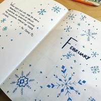February Journaling