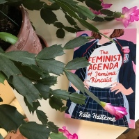 Book Review: The Feminist Agenda of Jemima Kincaid by Kate Hattemer