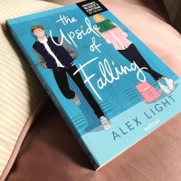Book Review: The Upside of Falling by Alex Light