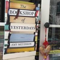 Book Review: The Bookshop of Yesterdays by Amy Meyerson
