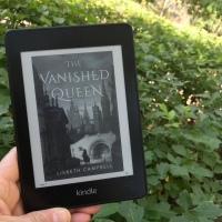 Book Review: The Vanished Queen by Lisbeth Campbell